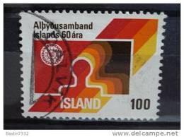 1976 Iceland Economic Association Used/gebruikt - Islandia