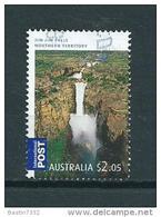 2008 Australia $2,05 SHEET Jim Jim Falls  Used/gebruikt/oblitere - Gebruikt