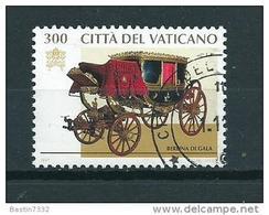 1997 Vaticaan 300L. Oldtimers,automobiles Used/gebruikt/oblitere - Gebruikt