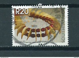 2010 South-Africa Sieraden R20 Used/gebruikt/oblitere - Afrique Du Sud (1961-...)