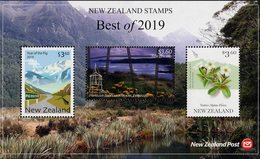 New Zealand - 2019 - Best Of 2019 New Zealand Stamps - Mint Limited Edition Souvenir Sheet - New Zealand