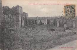 Domèvre Après 4 Ans De Guerre - Vue Près Du Chateau - 1914 1918 - Nancy