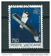 1991 Vaticaan Space,Specola Vaticana Used/gebruikt/oblitere - Gebruikt
