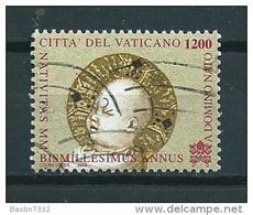 2000 Vaticaan 1200L. Christmas,kerst,noël,weihnachten Used/gebruikt/oblitere - Gebruikt