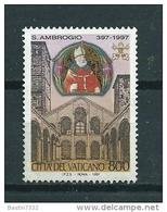 1997 Vaticaan Saint Ambrosius Used/gebruikt/oblitere - Gebruikt