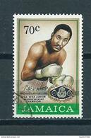 1986 Jamaica Boxing Used/gebruikt/oblitere - Jamaica (1962-...)