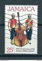 1977 Jamaica Militairy Band Used/gebruikt/oblitere - Jamaica (1962-...)