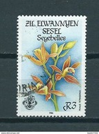 1986 Seychellen-Elwannyen Flowers Used/gebruikt/oblitere - Seychelles (1976-...)