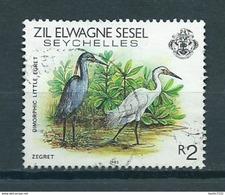 1983 Seychellen-Elwagne Birds,oiseaux Used/gebruikt/oblitere - Seychelles (1976-...)