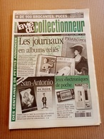 La Vie Du Collectionneur N°324 Juin 2000 Journaux En Albums Reliés, San-Antonio, Jeux électroniques De Poche +++ - Brocantes & Collections