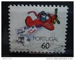 1989 Portugal Greeting Stamp Used/gebruikt - 1910-... Republic