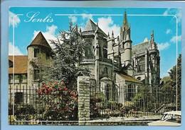 Senlis (60) Le Valois Le Chevet De La Cathédrale Notre-Dame Commencée En 1153 Terminée Au 15e S. 2scans - Senlis