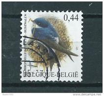 Belgium Birds,oiseaux,vögel,Buzin 0,44 Euro Used/gebruikt/oblitere - Belgium