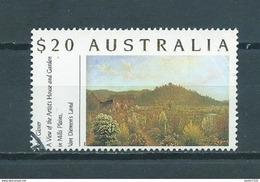1990 Australia $20.00 Landscape,art Used/gebruikt/oblitere - Gebruikt