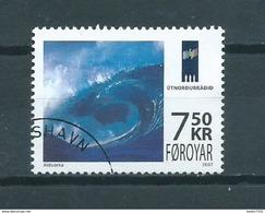 2007 Faroër Energy Used/gebruikt/oblitere - Islas Faeroes