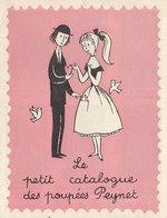 Petit Catalogue Des Poupées Peynet   /////   REF. FEV. 20  //// N° 10522 - Jeux Et Jouets