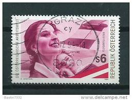 1994 Austria Labour World Used/gebruikt/oblitere - 1991-00 Gebraucht