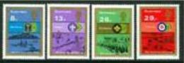 -Guernsey-1982-Scouting Anniversary-MNH(**) - Guernsey
