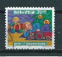 2003 Switzerland 70+35 Pro Juventute Used/gebruikt/oblitere - Pro Juventute