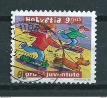 2003 Switzerland 90+45 Pro Juventute Used/gebruikt/oblitere - Pro Juventute
