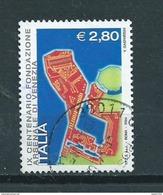 2004 Italy Venezia 2,80 EURO Used/gebruikt/oblitere - 1946-.. République