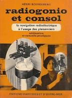 Radiogonio Et Consol De Henri Bourdereau (1967) - Sport