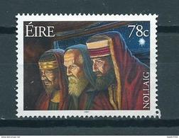2007 Ireland 78 Cent Christmas,kerst,noël,weihnachten Used/gebruikt/oblitere - 1949-... République D'Irlande