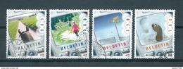 2005 Switzerland Complete Set MMS Photography Used/gebruikt/oblitere - Oblitérés
