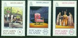 -Pitcairn Islands-1977-Silver Jubilee-MNH(**) - Pitcairn Islands