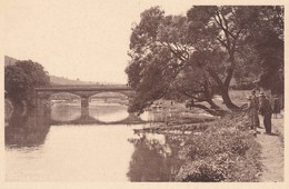 Luxembourg, Diekirch, Le Pont Sur La Sure (pk68248) - Diekirch