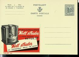Publibel Neuve N° 1615 A ( Foyer Au Gaz De Pétrole  Well Straler -   Welle) - Postwaardestukken