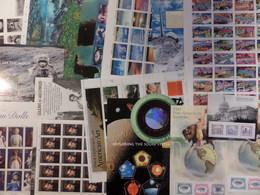 Etats-Unis Très Belle Collection De 116 Feuillets Entiers Et Blocs-feuillets Neufs ** MNH 1992/2002. TB. A Saisir! - Etats-Unis