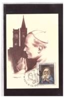TEM11136   -    FORLI'  8.5.1986     /     VISITA DI S.S. GIOVANNI PAOLO II - Papi