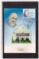TEM11143   -   S.GIOVANNI ROTONDO  2.5.1999     /    BEATIFICAZIONE DI PADRE PIO DA PIETRALCINA - Cristianesimo
