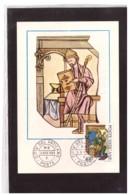 TEM11154   -   VATICANO  18.11.1980    /      FDC    S.ALBERTO MAGNO - Cristianesimo