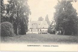 Campenhout NA8: Château D'Opstal - Kampenhout