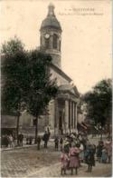 Montrouge - Eglise Saint Jacques - Montrouge