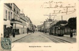 Bourg La Reine - Tramway - Bourg La Reine