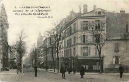 Grand Montrouge - Avenue De La Republique - Montrouge