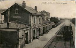 Arcueil Cachan - La Gare - Arcueil