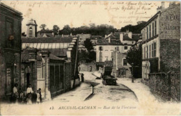 Arcueil Cachan - Rue De La Fontaine - Arcueil