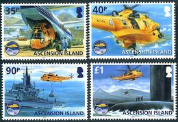 Ascension 2011 Royal Air Force RAF Sea Rescue Secours En Mer - Avions
