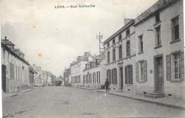 Lens NA4: Rue Vallaville 1924 - Lens