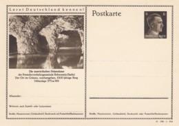 Deutsches Reich Postkarte 1941 P304 Lernt Deutschland Kennen - Deutschland