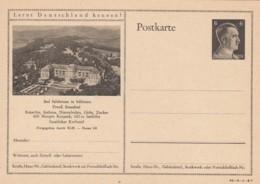 Deutsches Reich Postkarte P305 Lernt Deutschland Kennen - Deutschland
