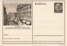 Deutsches Reich Postkarte 1934 P236 Lernt Deutschland Kennen - Deutschland