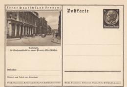 Deutsches Reich Postkarte 1934 P236 Lernt Deutschland Kennen - Briefe U. Dokumente