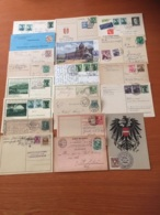 +++ Sammlung 20 Postcards Austria From 1905  +++ - Briefmarken