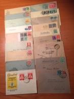 +++ Sammlung 18 Covers Allierter Besetzung  +++ - Briefmarken