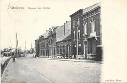 Châtelineau NA42: Bureau Des Postes 1904 - Châtelet